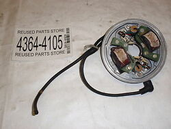 1956 Evinrude 7.5hp Ad-10m Outboard Motor Ignition Timing Base
