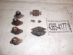 1962 Johnson 40hp Rds24m Outboard Motor Drive Shaft Housing Mounts