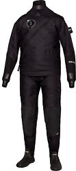Bare Hdc Tech Dry Drysuit Menand039s For Scuba Diving Mining