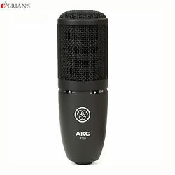 AKG P120 Project Studios Home Recording and Stage Microphone. Authorized Dealer