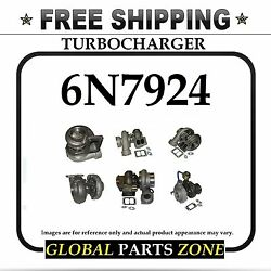 New Turbo For Caterpillar 6n7924 6n-7924 0r5808 1p0034 3lm-289 Free Delivery