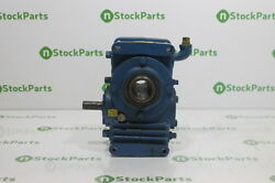 Cone Drive Shu20-1 Nsmd - Right Angle Gear Reducer 51 Ratio 350 Rpm 3 Hp