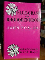 Blue-grass And Rhododendron Out-doors In Old Kentucky 1870s-90s Rafting Fishing