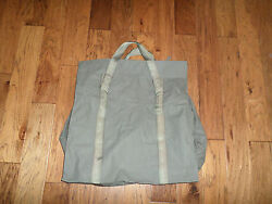 Serbian Parachute Cargo Bag Military Issue Surplus Oversized 22x15x20 W/liner