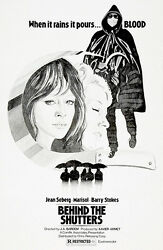 Behind The Shutters - 1973 - Movie Poster