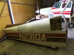 Mooney M20k 231 Aircraft Aviation Tail Cone Empennage Assy