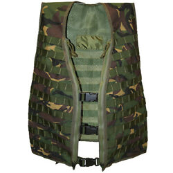 Pro-force Army Mlcs Molle System Vest Hunting Airsoft Webbing British Dpm Camo