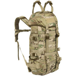 Wisport Rucksack Silverfox Army Tactical Backpack Molle Hiking 30l Multicam Camo