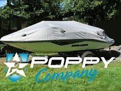 2004-2012 Seadoo Speedster 200 Boat Cover 2004-2012 Speedster Wake Cover New