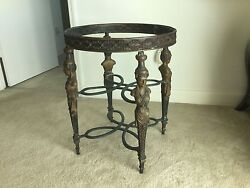 antique table SANTINI  (Woman Body Table) Dinning Or Entrance Hall