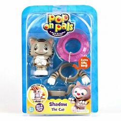 Pop On Pals Shadow The Cat Mix amp; Match Fun NEW