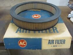 Rare Nos 65 66 1965 1966 Buick Grand Sport 442 Ac Air Filter Cadillac Olds A85c