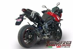 Triumph Tiger Sport 2013-2016 Gpr Exhaust Furore Silencer Road Legal Low Mount