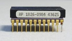 Hp 1826-0984 Ic For Hp 8116a Pulse Generator