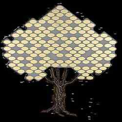 150 Leaf Tree Of Life Memorial Tree Donor Recognition Free Shipping And Engraving