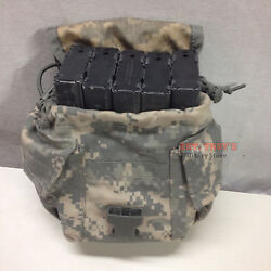 Usgi Acu Molle Canteen Cover General Purpose Pouch 5 Mag Holder Vgc Dump Pouch