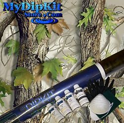 Mydipkit Hydrographics My Dip Kit Water Transfer Gods Country Early Camo Rc-226
