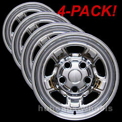 Dodge Dakota 2005-2011 - Chrome Wheel Skins - New Set Of 4