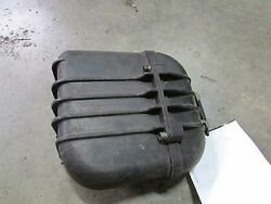 Ferrari 360 Crank Pully Cover Upper And Lower Used
