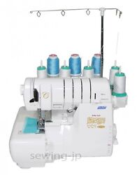 New Babylock Cover And Over Wave Lock Stitch 8-thread Serger /evolution Ble8w-2