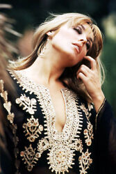 Sharon Tate 11x17 Inch Poster Dreamy Pose Eyes Closed