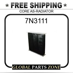 7n3111 - Core As-radiator For Caterpillar Cat
