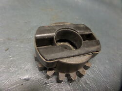 Lycoming Go-480-d1a Go480 Airboat Aircraft Engine Magneto Mag Drive Gear Assy