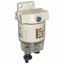 Racor Diesel Spin On Fuel Filter/water Separator 15 Gph 2 Micron 120as Marine Md