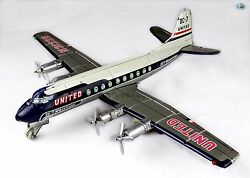 1950 united airlines dc 7 mainliner