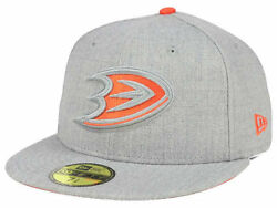 Official Nhl Anaheim Mighty Ducks New Era 59fifty Fitted Hat