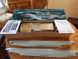 1 72 scale german submarine u boat vii