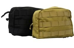 Lbt Molle Utility Pouch Lbt 6109b 1-2 Pack Black/coyote Tactical Pouch