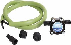 Jabsco 17215-0000 Drill Fluid Pump Hose-adaptor Kit 3and039 Priming 3.5 Gpm Boat Md