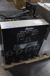 RATELCO RECTIFIERS AGM600 POWER PLANT