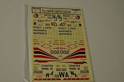 Micro Scale 48-3 Ta4-f Decals Sealed
