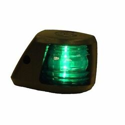 Aqua Signal Series 20 Side Light Starboard Green 1 Mile Visibility 20202-7 Md