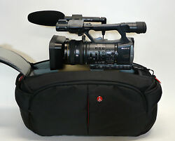 Pro Xf405 Camcorder Bag For Canon Mf3 Xf400 Xf205 Xf200 Xh-g1s Xh-g1