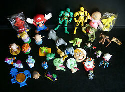 30 plastic toys figures job lot inc