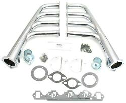 Patriot Chrome Lakester Headers Small Block Ford 260-351w Hot Rat Rod H8432