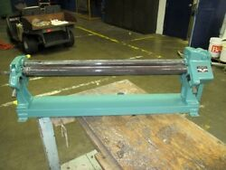 36 16-18 Gauge 3 Roll On Stand Initial Pinch Roll 112873