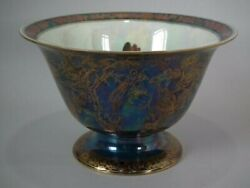 Wedgwood Fairyland Lustre And039firbolgsand039 Antique Centre Bowl