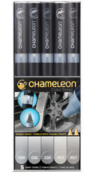 Chameleon Colour Tone Permanent Ink Pens Colour Changing Markers