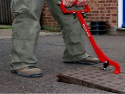 Mustang Eazy-lift Manhole Cover Lifter Dq5 Made In The Uk Drain Cover