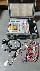 Promac Model Dht-830s Calibration Unit With All Test Leads -