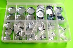 Fits Gm Models 124x Assorted Freeze Expansion Plugs Zinc Plated Steel Engine