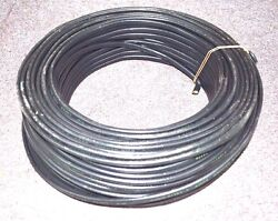 Capex Cable Wire 250and039 12/2 Nm Romex Cable With Ground Black Cu Nos New Old Stock