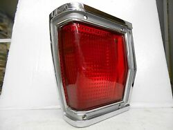 1970 Plymouth Satellite/belvedere Wagon Right Tail Light Assembly Nos Mopar