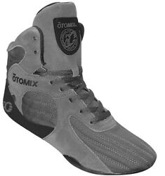Otomix Stingray Escape Bodybuilding Weightlifting Mma Grappling Shoes Grey