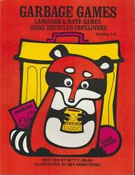 Language And Math Games With Recycled Containers Garbage Games 1982 Betty Isaak