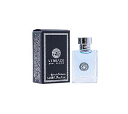 mini cologne Versace Pour Homme for Men Brand New In Box